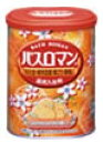 アース製薬 薬用入浴剤 バスロマン 【ゆずの香り】 (850g) ウェルネス