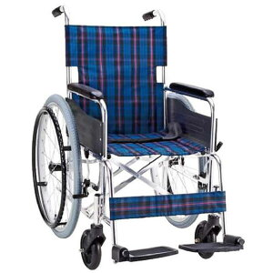 マキテック 自走用 車椅子 KS20 低床 背固定タイプ | 車いす 車イス くるまいす 折り畳み 折りたたみ 介助ブレーキなし 安全ベルト 選べる座面幅 エアタイヤ アルミフレーム SGマーク