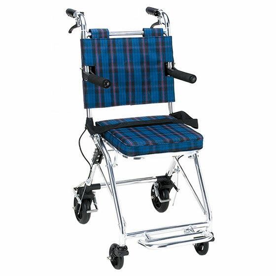 送料無料 車椅子 簡易車椅子 コンパクト 軽量 持ち運び 旅行 買い物 通院 移動 軽い 小回り 折り畳み 折りたたみ マキテック カルティ コンパクト介助車 介助用 車いす 車イス くるまいす 安全ベルト シートベルト プレゼント 父の日