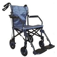 チノンズ簡易車椅子ジョイチェアー携帯バッグ付き|送料無料車椅子軽量折り畳み介助用コンパクト折り畳み持ち運び携帯旅行お出かけ通院軽い収納折りたたみJoyChair