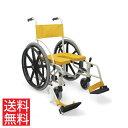 シャワー用 車椅子 KS7 低床 ノーパンクタイヤ 着脱 フットサポート レッグサポート カワムラサイクル 22インチ アル…