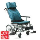 車椅子ティルト&リクライニング車椅子スイングアウト式標準仕様[カワムラサイクル]KXLシリーズKXL16-42車イス/車いす/車椅子/送料無料