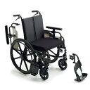 ミキ/MiKi ビッグサイズ 車椅子 KJP-4 | 送料無料 自走式 自走用 肘跳ね上げ スイングアウト クッション ノーパンクタ…