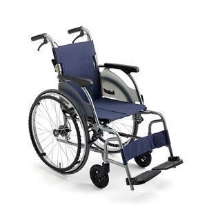 コンパクト 超軽量 スリム 車椅子 送料無料 人気 スタンダード MIKI ミキ CRT-1 自走用 車いす 車イス 折りたたみ エアタイヤ おじいちゃん おばあちゃん 施設 病院 自宅 安い 折り畳 ピンク グ