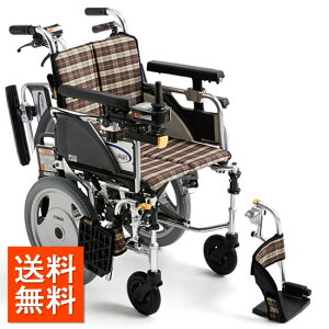 送料無料 電動車椅子 室内 コンパクト スレンダー MIKI ミキ SKT_JUX Plus YAMAHA 電動ユニット装着車 車イス 車いす 片手操作 使いやすい スキット おしゃれ