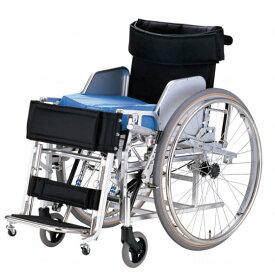 起立機構付き 高所に手が届く 車椅子 スタンダップチェア 自走用 送料無料 日進医療器 nissin 24インチ 車イス 車いす くるまいす リハビリ リフトアップ 立ち上がり