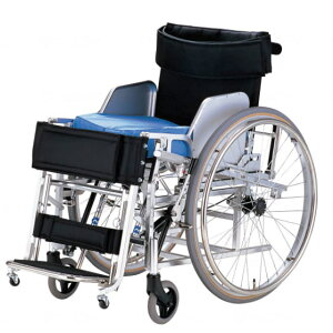 起立機構付き 高所に手が届く 車椅子 スタンダップチェア 自走用 日進医療器 nissin 24インチ 車イス 車いす くるまいす リハビリ リフトアップ 立ち上がり