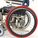汚れを室内に持ち込まない 車輪カバー ホイルソックス 後輪用 カワムラサイクル kawamura 送料無料 ホイルカバー タイヤカバー タイヤソックス 車椅子用...