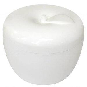 幸和製作所 テイコブ 入れ歯ケース DC01 | 介護用品 口腔ケア 入れ歯入れ リンゴ
