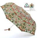 ウィリアム モリス × フルトン FULTON ウィリアムモリス 傘 折りたたみ傘 アンブレラ Tiny 【送料無料】英国王室御用…