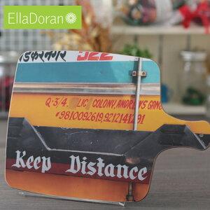Ella Doran 英国製 カッティングボード まな板 UK デザイナー 36.5 x 25.5cm Made in UK Designer's Cutting Board Dehli Days 手作り チョッピングボード ハンドメイド デザイン エラ ドラン 子供 家 おうち 在宅