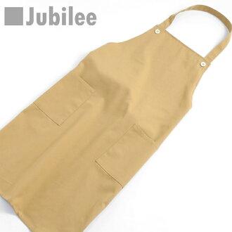 쥬비리 Jubilee 에이프런 프레인 코튼 무지 여성용 유니섹스 멋쟁이 브랜드 기프트 축하 이사 새 주택 북유럽 디자인 선물