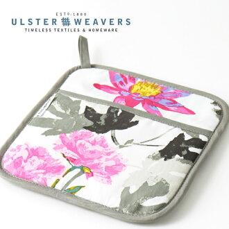 모크렌아르스타위바즈미톤 Ulster Weavers 목련꽃모던 냄비 장갑 냄비 받침 잡화 선물 기프트 신생활 새 주택 이사해 축하 신축