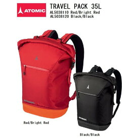 アトミック スキーバック ATOMIC TRAVEL PACK 35L AL5038110 AL5038120 リュックタイプ