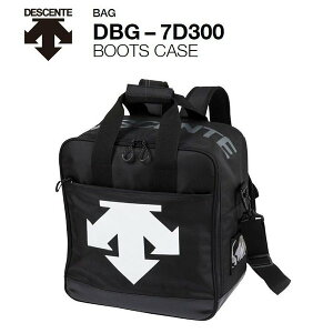 2019 DESCENTE BOOTS CASE デサント ブーツケース 40L DBG-7D300 ブラック
