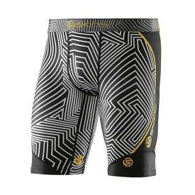 スキンズ インナー タイツ DESCENTE ボディケアゲームシャツ・パンツ SKINS スキンズ DNAmic コラボ メンズ ハーフタイツ BRM 日本正規入荷商品