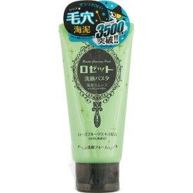 ロゼット洗顔パスタ 海泥スムース 120g ウェルパーク