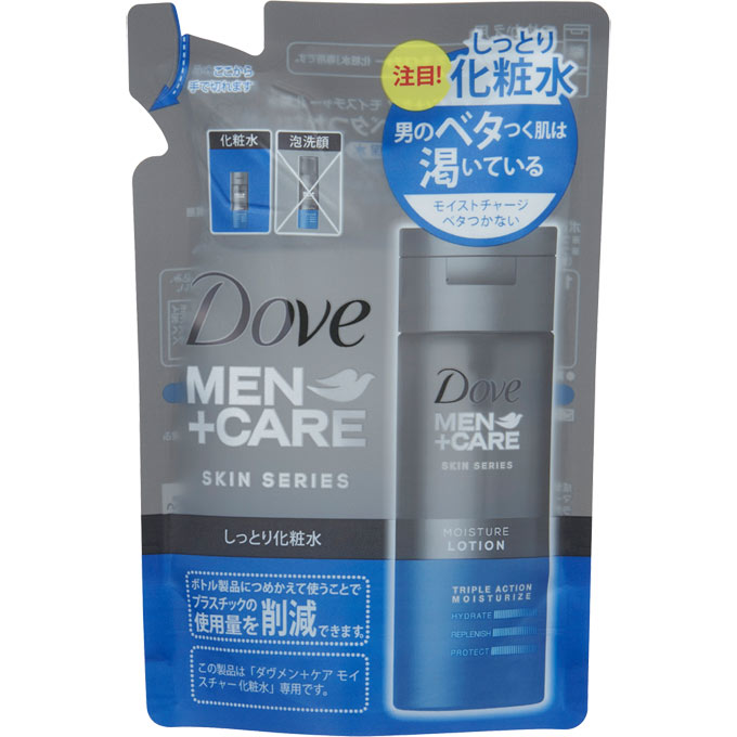 Dove MEN+CARE MOISTURE LOTION つめかえ用 130mL