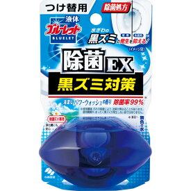 液体ブルーレットおくだけ除菌EX つけ替用 パワーウォッシュ 70mL ウェルパーク