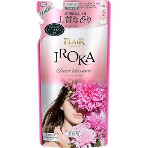 花王 フレアフレグランス IROKA シアーブロッサムの香り つめかえ用480mL ウェルパーク