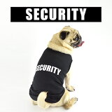 SECURITYクールメッシュタンク/SM,M,L,XL,XXL【犬服犬の服ドッグウェア】【夏タンクトップノースリーブセキュリティークールメッシュ】