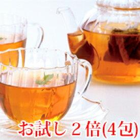 初回お試し[約8杯分][送料無料]今だけ増量中!ゴールデンキャンドルデトックティー(1袋2包入×2袋)は[ハーバルデトックティー/G-Detoc Herb Tea]の姉妹品です[デトック ハーブティー][便秘解消][デトックティー][茶]【お1人様4点まで】