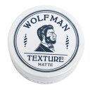 GLADHAND WOLFMAN ウルフマン ワックス テクスチャー 【 マット 】 整髪料 スタイリング 内容量:115g TEXTUER MATTE
