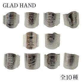 グラッドハンド シガードッグタグ リング ストールリング GLAD HAND & Co. GH CIGAR TAG - RING