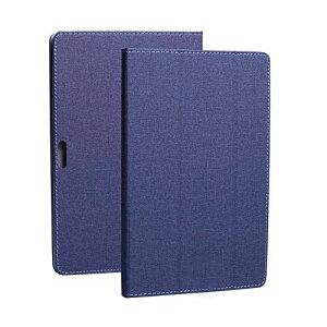 Zshion TECLAST M16 タブレット ケース スタンド機能付き 保護ケース 薄型 超軽量 全面保護型 三つ折高級スマートカバー (ブルー)