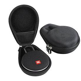 JBL CLIP3 Bluetoothスピーカー専用収納ケース-Adada (ブラック)