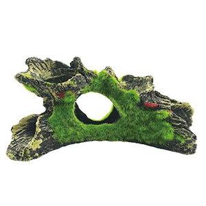 アクアリウム オブジェ 人工水草/流木 水槽 アクセサリー 隠れ家 金魚水景オーナメント/爬虫類 C C 種類