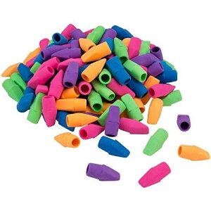 ANPHSIN キャップ 消しゴム - 160枚セット ミニ 消しゴム 可愛い パズル消しゴム 鉛筆消しゴムパック 色鉛筆用 子供用パーティー 子供へのプレゼント 学校 学生 文房具 創造的な おもちゃ カラ