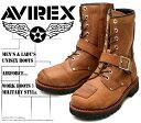 [AVIREX] アヴィレックス(アビレックス) AV-2100 YAMATO ヤマト Crazy Horse クレイジーホース メンズ&レディース 本革 ライ...
