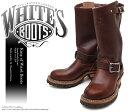 [WHITE'S BOOTS] ホワイツ ブーツ 9165V Nomad ノーマッド エンジニアブーツ Brown Chromexcel ブラウン・クロ…