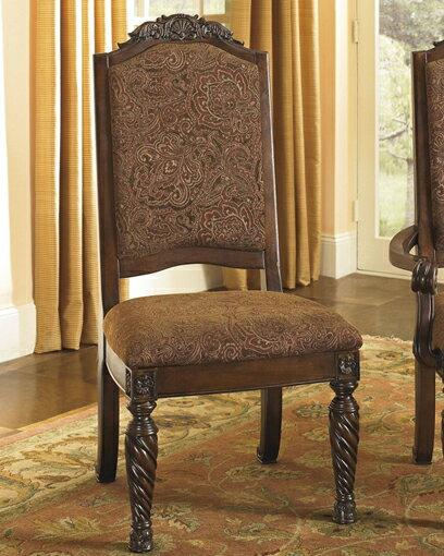 輸入家具■ASHLEY■アシュレイ■Dining UPH Side Chair