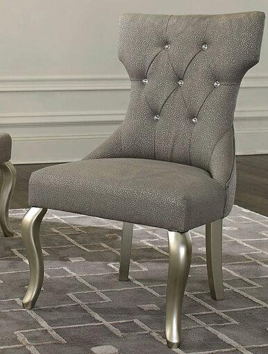 輸入家具■ASHLEY■アシュレイ■Coralayne Dining UPH Side Chair