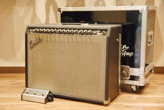 Fender Twin Amp 기타 앰프[전용 하드 케이스]펜더 트윈 앰프