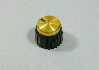 進入供Montreux蒙特勒[8280]Marshall Push-On Gold knob馬歇爾使用的黄金把手/pop in式/1個