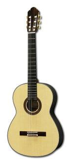 """小平""""鄧小平""""AST-100/S 古典吉他和松樹單板頂部"""