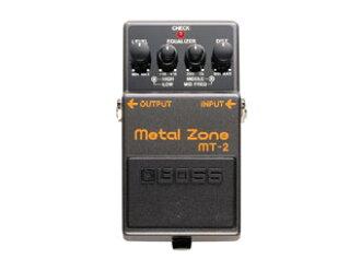 BOSS《보스》MT-2 Metal Zone
