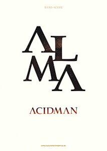 バンドスコア「ACIDMAN / ALMA」シンコーミュージック