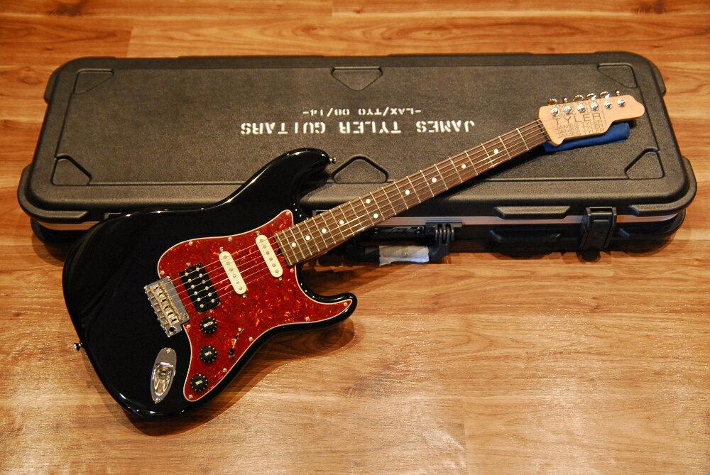 【セール特価】JAMES TYLER GUITARS JAPAN ジェームズ・タイラー・ギター・ジャパン THE CLASSIC / BLACK エレキギター【返品・交換不可】