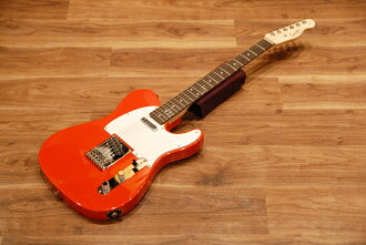 Squier by Fender 스크와이야[0310200570] Affinity Series Telecaster Competition Race Red 텔레 캐스터/일렉트릭 기타/참가 신청 모델/입문자를 위한 /레이스 레드