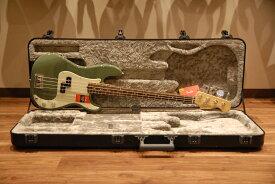 【送料無料&即納可能】Fender フェンダー [0193610776] American Professional Precision Bass ATO(Antique Olive) ベース/プレベ/アメリカンプロフェッショナル