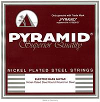 【送料無料】【ネコポス便出荷】Pyramid Strings ピラミッド・ストリングス Electric Bass Nickel-Plated Steel Strings [2420] ベース弦/ロングスケール 【パッケージ汚れ特価】