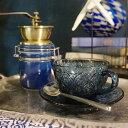 グラスカップ&ソーサー フィオーレ GLASS CUP & SAUCER FIOR【ダルトン DULTON】紅茶 珈琲 コーヒー マグ 洋食器 コ…