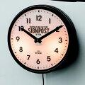 ヴィンテージ風がおしゃれ!アメリカン・レトロなインテリア時計(置時計・掛け時計)は?