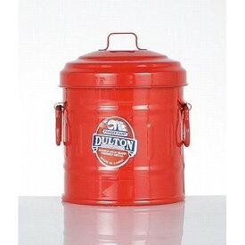 マイクロ ガーベージカン Micro Garbage Can【ダルトン DULTON】フタ付きミニ缶バケツ小物入れ いっぱい並べると楽しげ