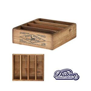 ウッデンボックス フォー ポストカード WOODEN BOX FOR POSTCARDS【ダルトン DULTON】CH14-H502NT 木箱 整理 収納 引出し アンティーク パイン