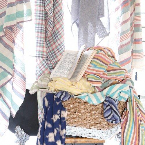 MULTI CLOTHES マルチクロス [AW〜BL][一部欠品中]【ダルトン DULTON】S159-54 ベッドカバーソファカバーテーブルクロス多用途クロス ベッドスプレッド マルチカバー